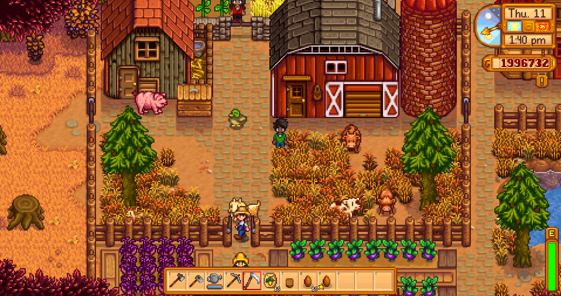Stardew Valley on PS Vita is here! - Chucklefish