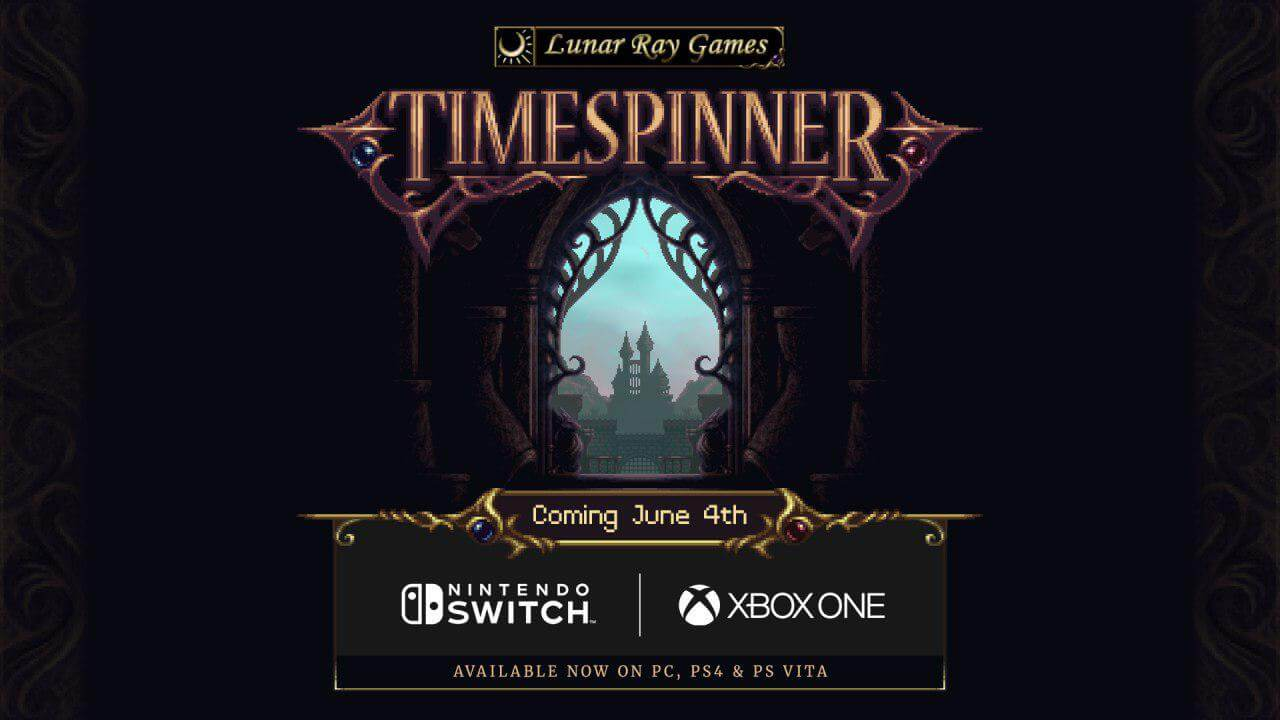 Timespinner comes to Nintendo Switch & Xbox One! - Chucklefish